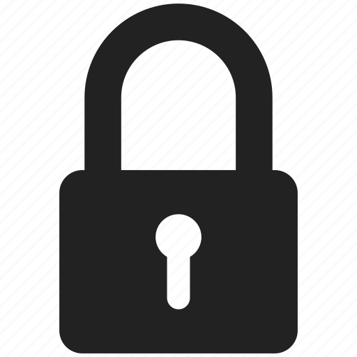 lock, locked, protect, protection, safety, security, unlock icon