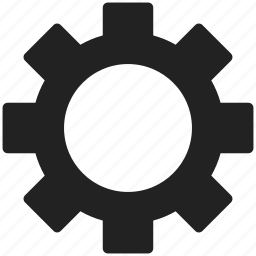 cog, configuration, gear, options, preferences, repair, settings icon
