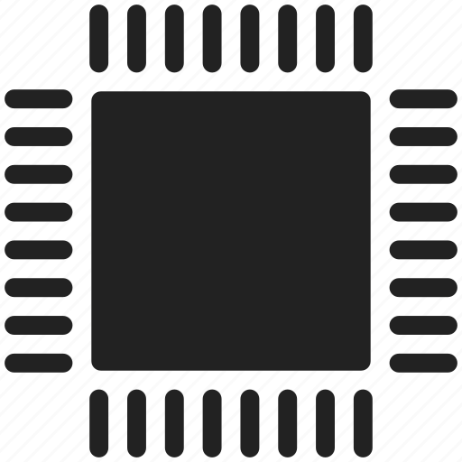 chip, cpu, hardware, processor, technology icon