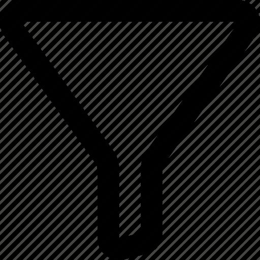categories, filter, filtering, sort, sorting icon
