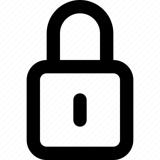 encrypted, lock, protection, secure, security icon