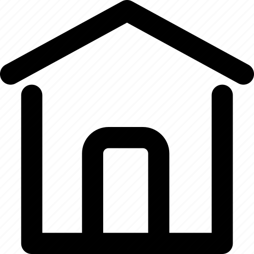 apartment, domestic, home, house, local, residence icon