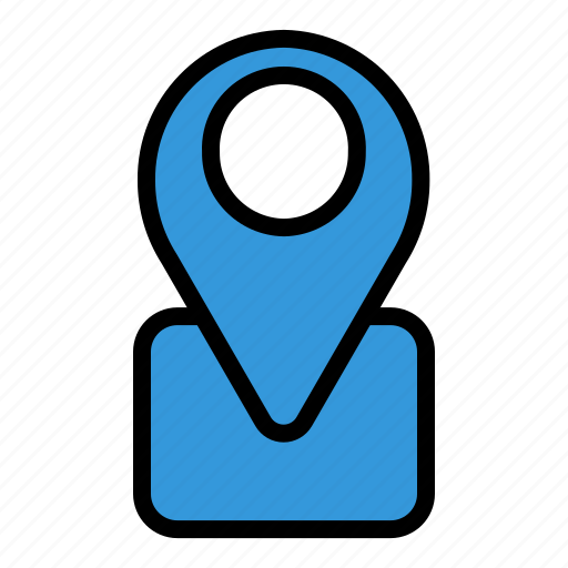 geo, gps, location, map, marker, navigation, place icon
