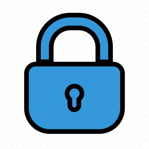 lock, locked, padlock, privacy, protect, safety, security icon