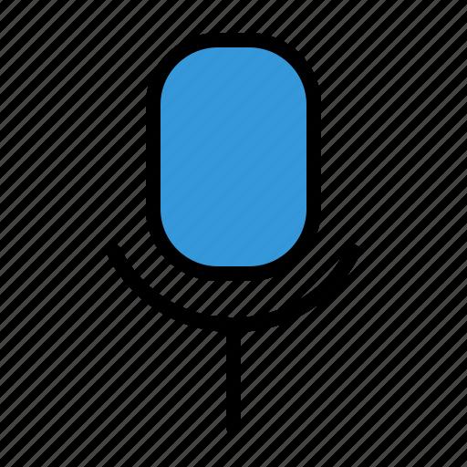 mic, microphone, music, record, recording, voice icon