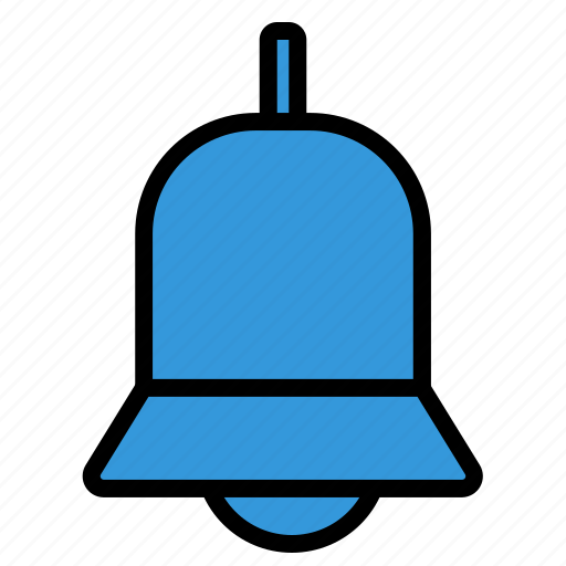 bell, communication, message, notification icon