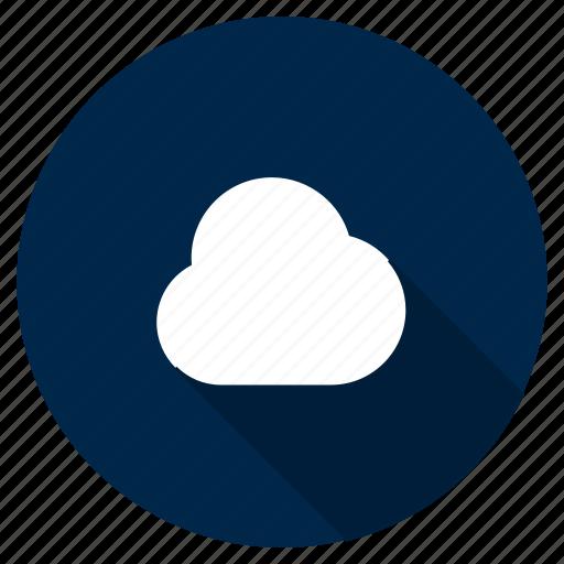 cloud, network, rain, ui, ux, weather, web icon