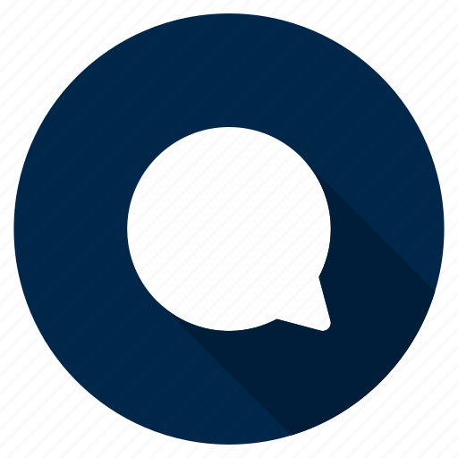 Bubble, chat, ui, ux, conversation, message, speech icon - Download on Iconfinder