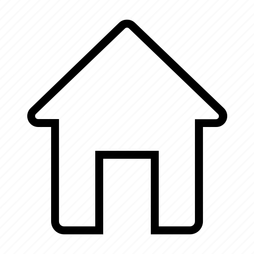 home, house, misc, streamline icon