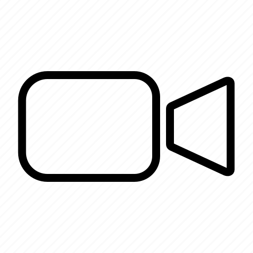 Camera, media, movie, video icon - Download on Iconfinder