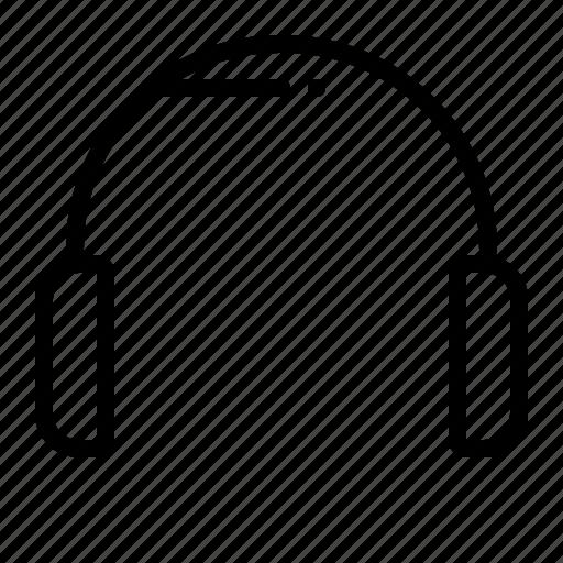 general, headphones, multimedia, music, speaker, ui, ux icon