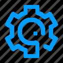 basic, configuration, setting, ui, ux, website icon