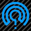 basic, signal, ui, ux, website, wifi icon