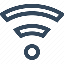 wifi, wifi connection, wifi on, wifi signals, wireless icon