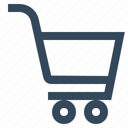 buy, shop, shopping, shopping cart, trolley icon