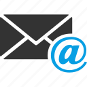 email, envelope, letter, mail, mailing, message icon
