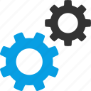 cog, control, gear, options, repair, setting, tool icon