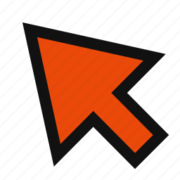 arrow, click, cursor, mouse, mouse pointer, pointer icon