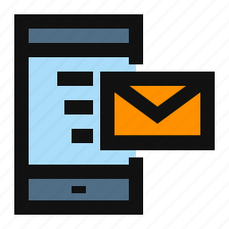 email, message, send, sending email icon