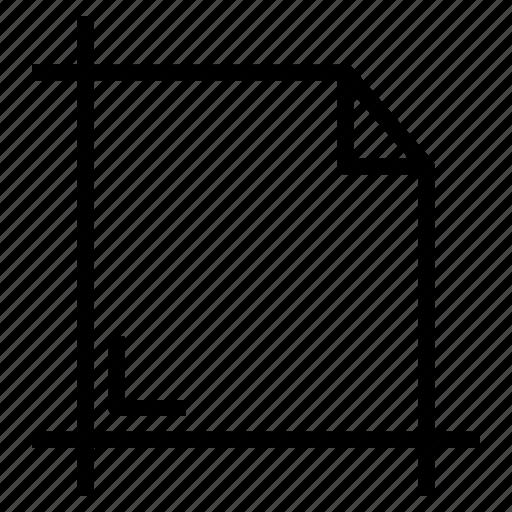 artboard, design, document, ui icon