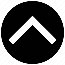arrow, direction, right, top icon icon