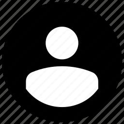 boss, person, profile, user icon icon