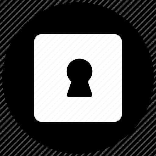 key, lock, password, security icon icon