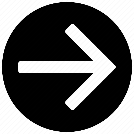 arrow, arrows, direction, right icon icon
