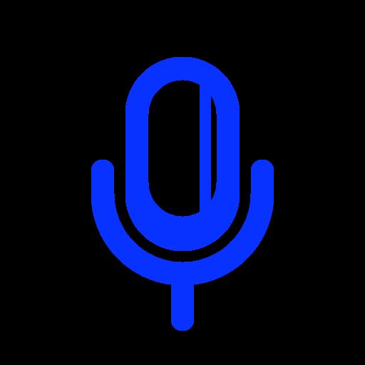 audio, mic, microphone, on air, radio, record, sing icon