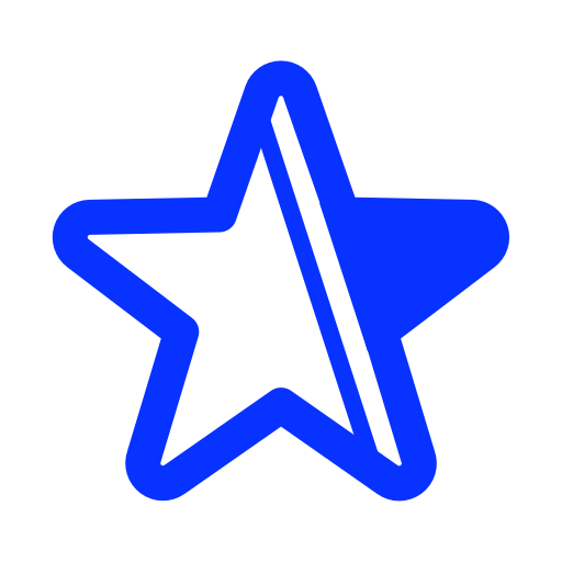 bookmark, favourite, marked, special, star icon