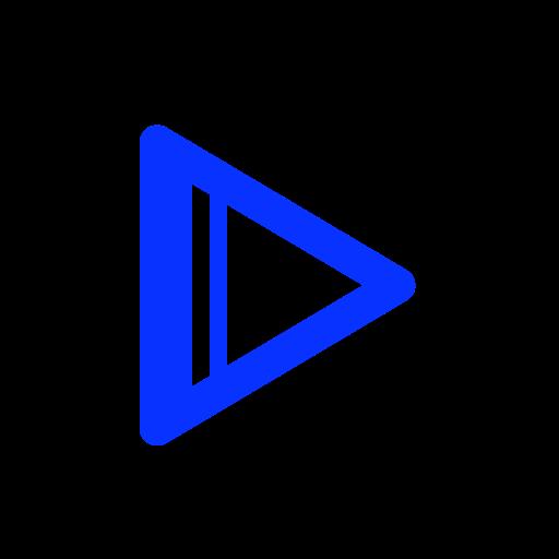 audio, control, media, music, play, start, video icon