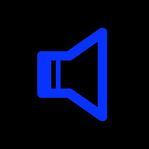 audio, low, music, play, qiuet, sound, speaker icon