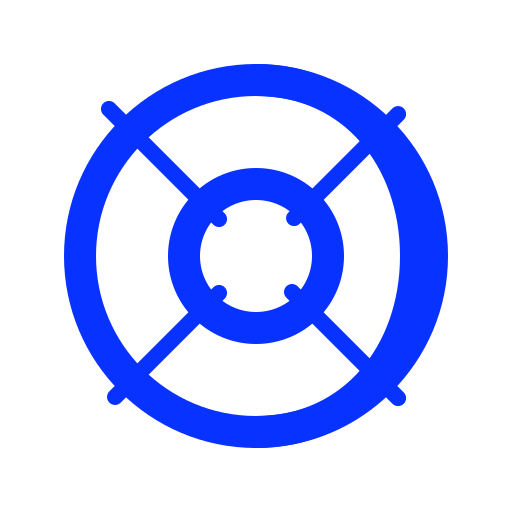 help, lifebuoy, question, safe, support icon