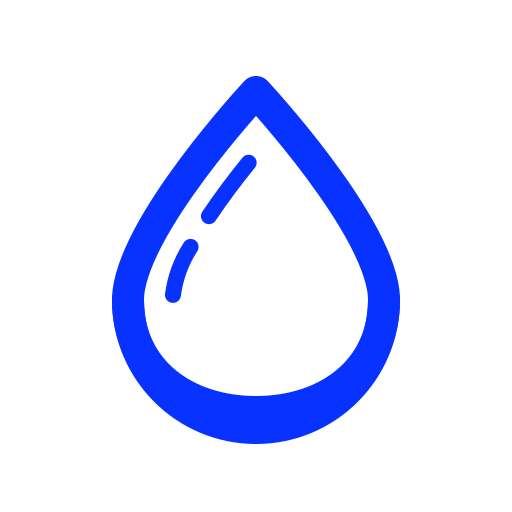 drop, essence, flow, humidity, life, water icon