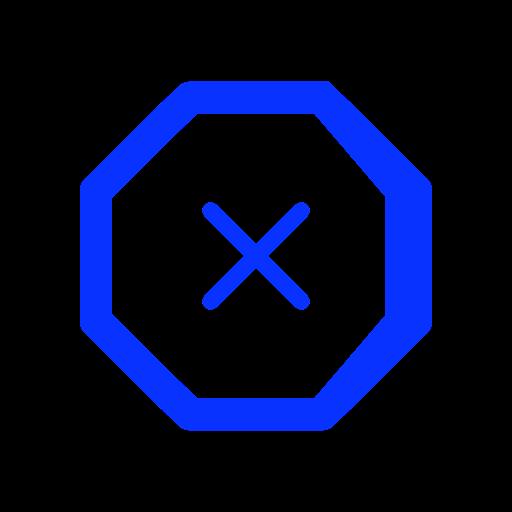 cancel, close, delete, forbidden, off, remove, stop icon