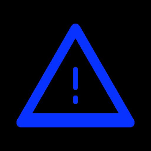 alert, danger, error, exclamation, mark, warn, warning icon