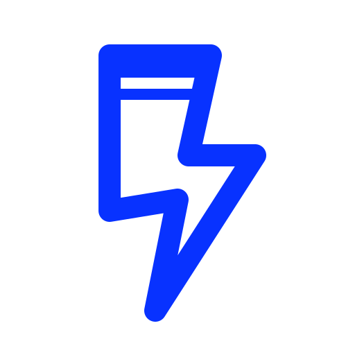 alert, bolt, electric, energy, power, urgent, weather icon