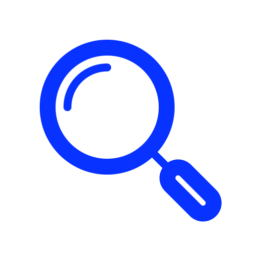 explore, lense, magnifier, search, searching, zoom icon
