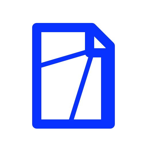 document, draft, drafts, empty, file, mail, paper icon