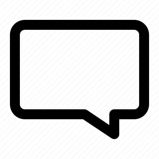 Chat, conversation, message, talk icon - Download on Iconfinder