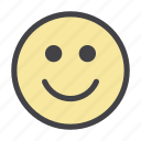 avatar, emoji, emoticon, face, interface, smile, smiley
