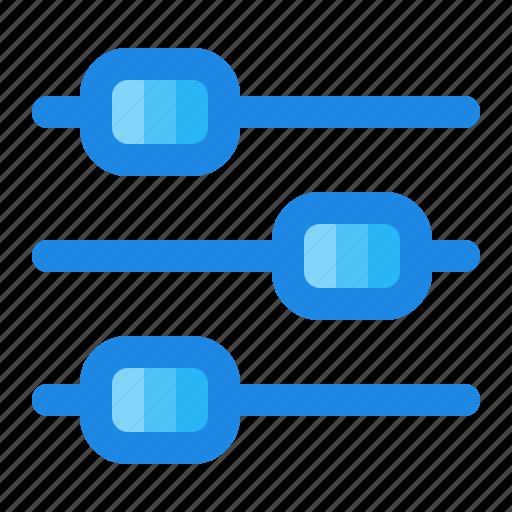 Adjust, bar, menu, setting icon - Download on Iconfinder