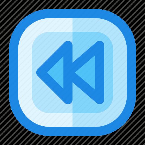 Arrow, backward, control, previous icon - Download on Iconfinder
