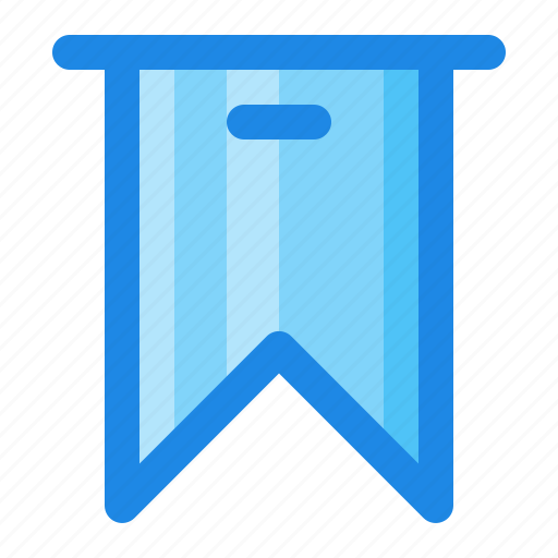 Banner, bookmark, favorite, flag, wishlist icon - Download on Iconfinder