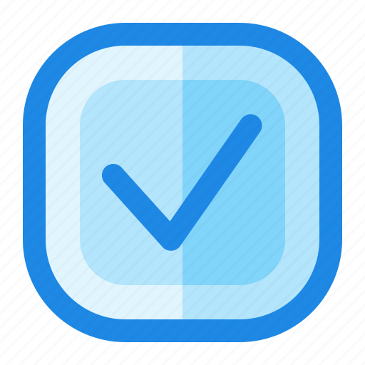 Check, confirm, menu, navigation, select icon - Download on Iconfinder