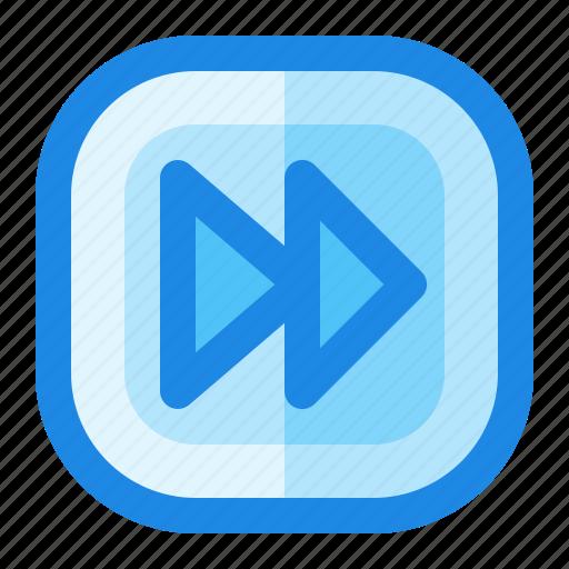 Arrow, control, forward, next icon - Download on Iconfinder