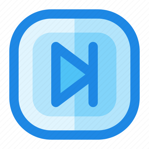 Arrow, control, forward, music, next icon - Download on Iconfinder