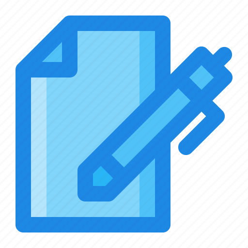 Note, paper, text, write icon - Download on Iconfinder