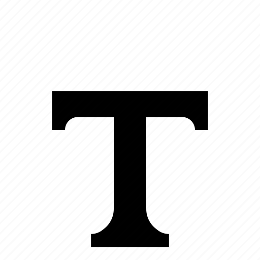 format, small, text icon