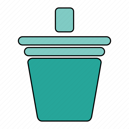 Icon Icons Interface Interfaces Symbol Symbols Button ... |Delete Trash Button Icon